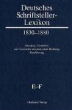 Jacob, Herbert Deutsches Schriftsteller-Lexikon 1830-1880 BAND II.2.  E-F