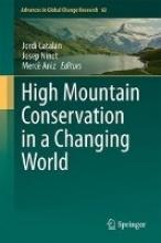 Jordi Catalan,   Josep Ninot,   M. Merce Aniz High Mountain Conservation in a Changing World