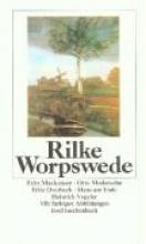 Rilke, Rainer Maria Worpswede