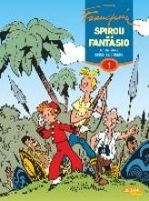Franquin, André Spirou & Fantasio Gesamtausgabe 01: Die Anfänge eines Zeichners