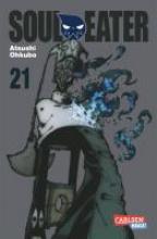 Ohkubo, Atsushi Soul Eater 21