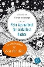 Bethge, Christiane Mein Ausmalbuch für schlaflose Nächte