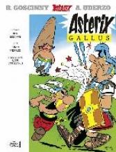 Goscinny, Rene Asterix Lateinische Ausgabe 01. Gallus