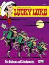 Morris Lucky Luke 27 Die Daltons auf Schatzsuche