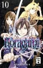 Adachitoka Noragami 10