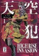 Oba, Takahiro High Rise Invasion 01