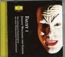 Goethe, Johann Wolfgang von Faust I. 2 CDs