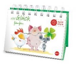 Heine, Helme Helme Heine Viel Glück Mini-Geschenkbuch