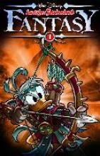 Disney, Walt Lustiges Taschenbuch Fantasy 01