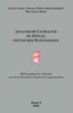 Ando, Junko Japanische Literatur im Spiegel deutscher Rezensionen