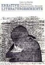 Werder, Lutz von Kreative Literaturgeschichte