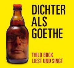 Bock, Thilo Dichter als Goethe