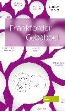 Wolff, Hans W. Frankforder Gebabbel
