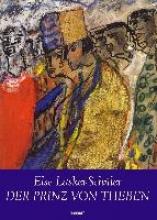Lasker-Schüler, Else Der Prinz von Theben