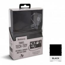 , Bookaroo Travel Tech-Tidy - Black