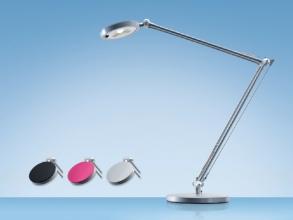 , Bureaulamp Hansa ledlamp 4you aluminium