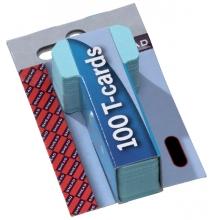 , Planbord T-kaart Jalema formaat 1 15mm blauw