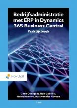 C.A. Overgaag , Bedrijfsadministratie met ERP in Microsoft Dynamics 365 Business Central