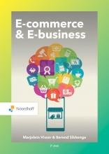 Berend Sikkenga Marjolein Visser, E-commerce & E-business