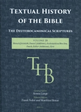 , Textual History of the Bible