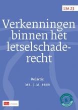 A. Wilken Ton Hartlief  I. Koning  B.M. Paijmans  M.F. Vermaat  J.M. Beer, Verkenningen binnen het letselschaderecht