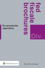 A.E. de Leeuw Economische eigendom