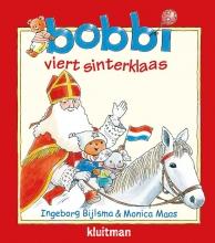 Ingeborg  Bijlsma Bobbi viert sinterklaas