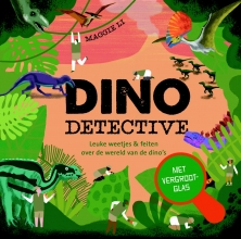 Maggie  Li Dino detective