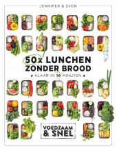 Sven en Jennifer , 50x lunchen zonder brood