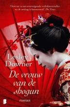 Lesley Downer , De vrouw van de shogun
