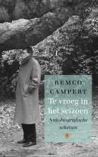 Remco  Campert Te vroeg in het seizoen