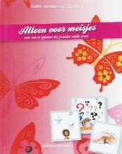 J.  Janssen-van den Barg Alleen voor meisjes
