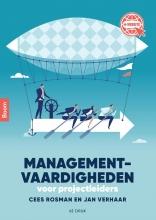 Jan Verhaar Cees Rosman, Managementvaardigheden voor projectleiders (zesde druk
