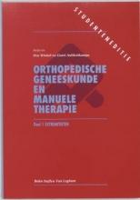 Marjolein Winkel , Orthopedische geneeskunde en manuele therapie 1 extremiteite