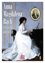 Eleonore  Dehnerdt Anna Magdalena Bach - grote letter uitgave