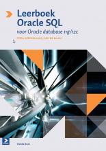 Toon  Koppelaars, Lex de Haan Leerboek Oracle SQL - Vierde druk