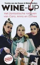Yvanka van der Zwaan Mieke Kosters, Wine-up