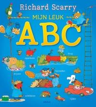 , Scarry Mijn leuk ABC