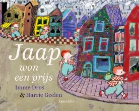 Imme  Dros, Harrie  Geelen Jaap won een prijs