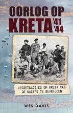 Wes Davis , Oorlog op Kreta 41-44