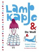 Vriens, Jacques Lampkapje en de wolf
