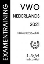 Gert P Broekema , Examentraining Vwo Nederlands 2021