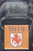 Gé Nijkamp , Twentse spreukenkalender 2019
