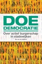 Ted van de Wijdeven , Doe-democratie