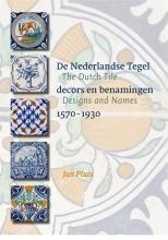 Jan  Pluis De Nederlandse Tegel The Dutch Tile