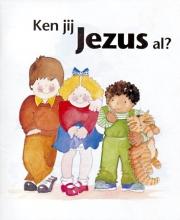 Reeves, Eira / Jefferson, Graham Ken jij Jezus al?
