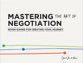Geurt Jan de Heus , Mastering the art of negotiation