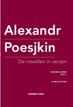 Alexandr  Poesjkin Verzameld werk Alexandr Poesjkin De novellen in verzen