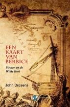 John  Brosens Een kaart van Berbice