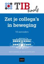 Ariette Riezebos - de Groot, Peter Laros Zet je collega`s in beweging